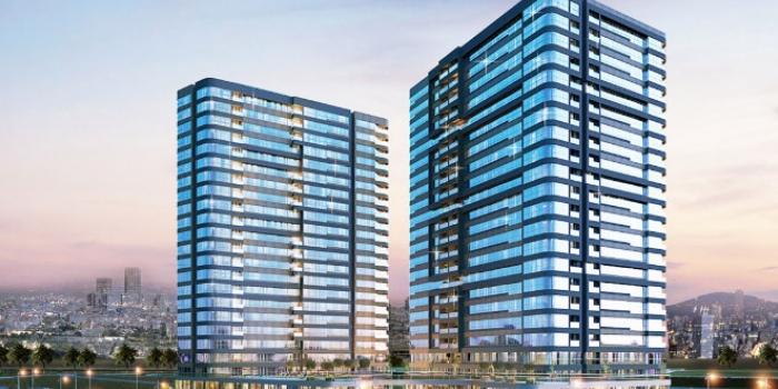 The Mandarins Acıbadem daire fiyatları 590 bin TL'den başlıyor