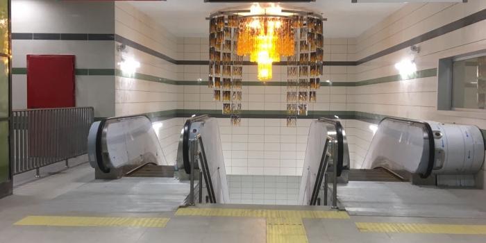 İlk akıllı metroya Hyundai Elevator imzası