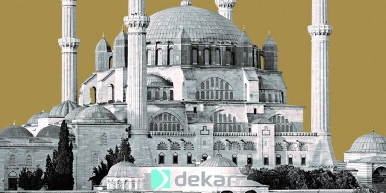 Dekar Yapı'dan Osmanlı Mimarisi'ne destek