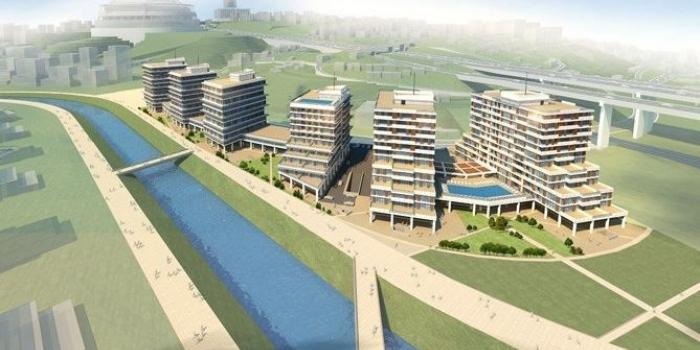 Seba Flats Cendere ön talep topluyor