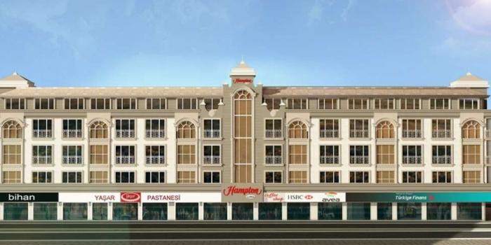 Hilton Kahramanmaraş'ta ilk otelini açtı