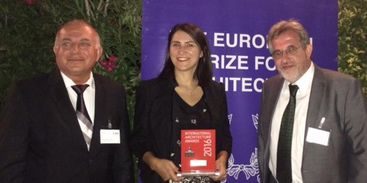 Soyak Kristalkule'ye uluslararası mimarlık ödülü