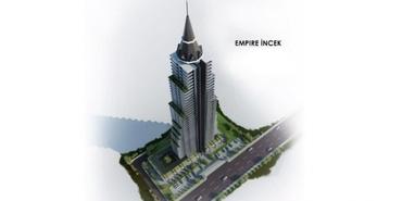 Empire İncek fiyatları 250 bin TL'den başlıyor
