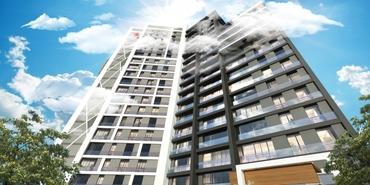 Helenium Sky Suites'te 5 bin TL peşinatla daire fırsatı