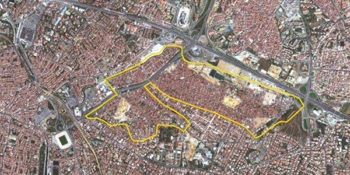 Kadıköy'de 131 hektarlık riskli alanın imar planı askıya çıktı