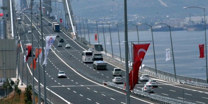 Yavuz sultan selim köprüsü geçiş ücreti