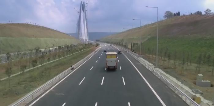 2017 yılı köprü geçiş ücretleri