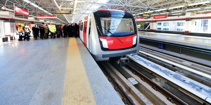 Keçiören metrosu 5 Ocak'ta açılıyor
