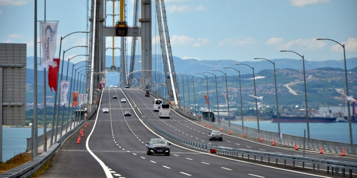 Köprü geçiş ücretleri