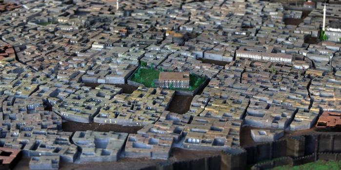 Diyarbakır sur kentsel dönüşümü