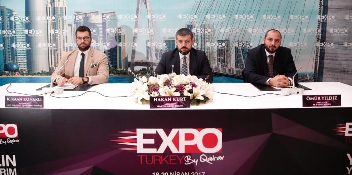 Türkiye ve Katar arasında yeni ticaret köprüsü: Expo TURKEY by QATAR