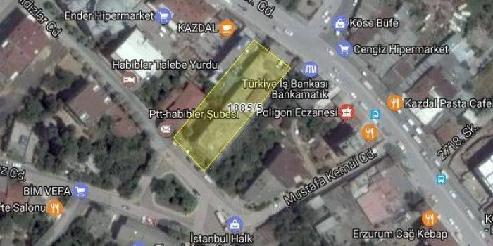 Sultangazi Belediyesi'nden satılık arsa