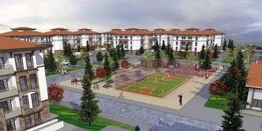 TOKİ Tunceli Ovacık'a 314 konut inşa edecek