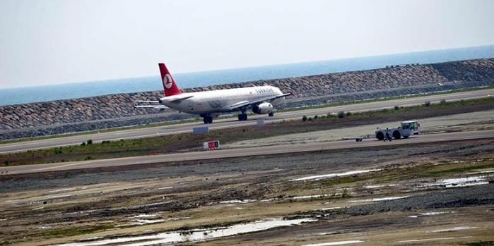 Ordu-Giresun Havalimanı destek kapsamına alındı