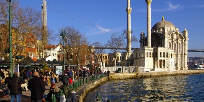 Ortaköy'de yerin altı imara açılıyor
