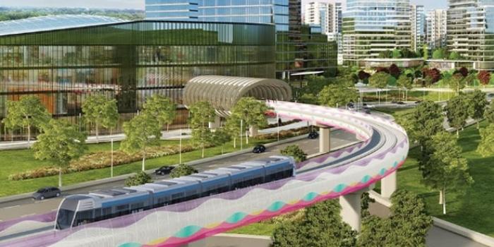 Vadistanbul havaray metro hattı Mart 2017'de açılacak