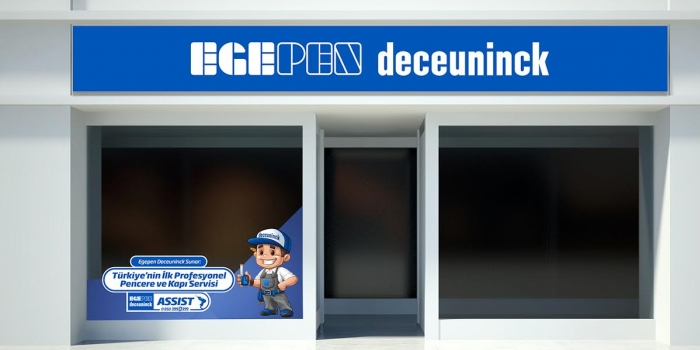 Egepen Deceuninck'ten Assist devrimi