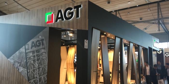"""AGT'nin Yeni Parke Serisi """"Concept"""" Domotex Fuarı'nda tanıtıldı"""