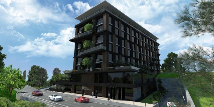 Hilton Garden Inn Yalova açılıyor