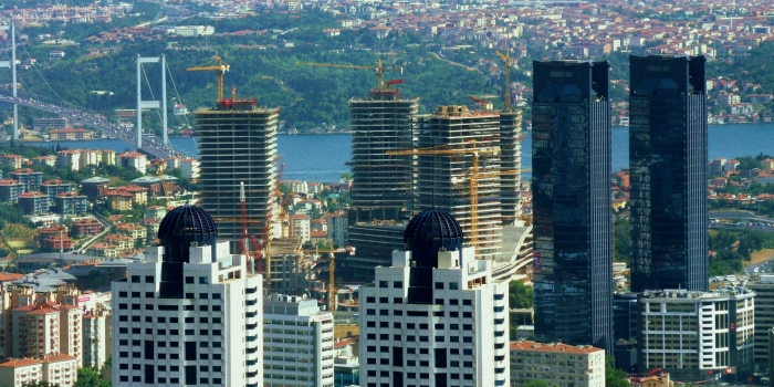 İstanbul Ofis Pazarı kira değerlerinde düşüş sürüyor