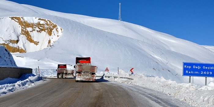 Kop Tüneli 2019 yılında tamamlanacak