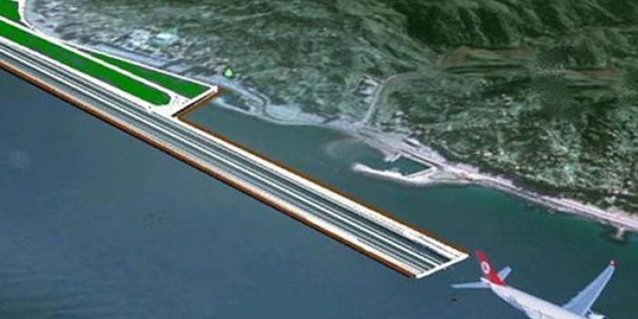 Rize Artvin Havalimanı 2022 yılında tamamlanacak