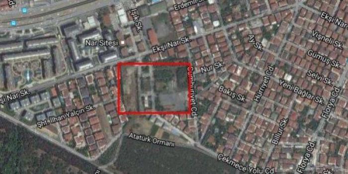 Bakırköy Şenlik Mahallesi imar planı askıya çıkarıldı