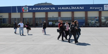 İç Anadolu'nun turizm merkezine uçuşlar 5 ay kapatılacak