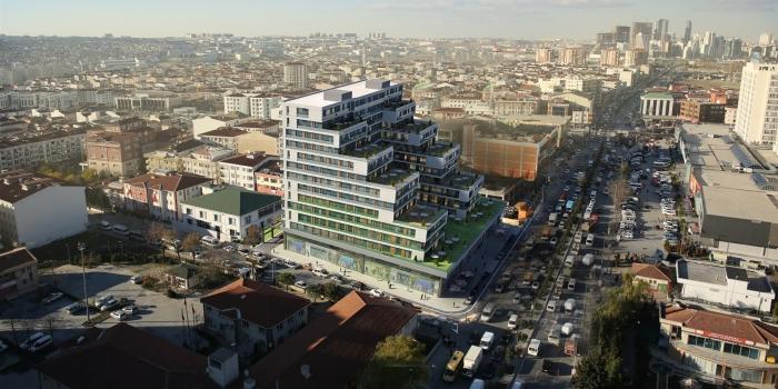 Ncadde Hayat Residence, 179 bin TL'den başlayan fiyatlarla satışa çıktı