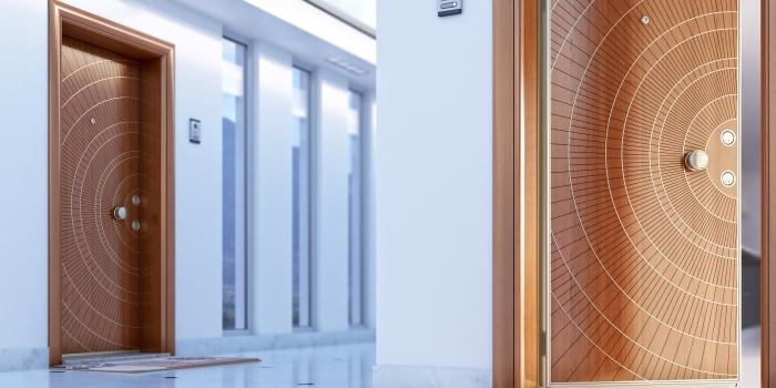 Sur Çelik Kapı ile evlerde yeni dönem
