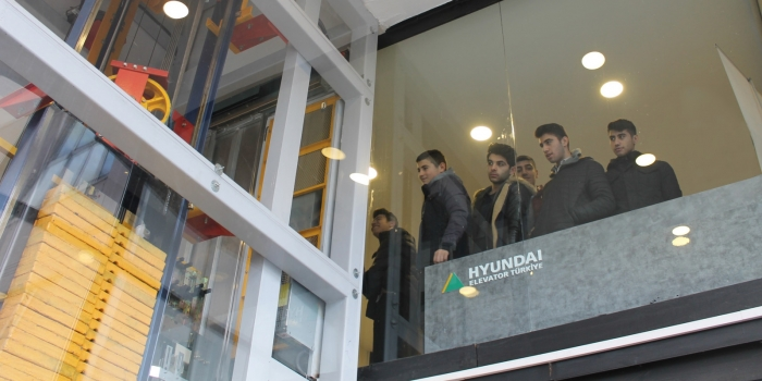 Hyundai Elevator'dan  Eğitim ve İstihdama Destek