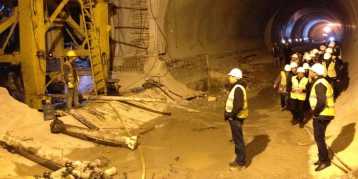 Dudullu-Bostancı metrosu 2019'da tamamlanacak
