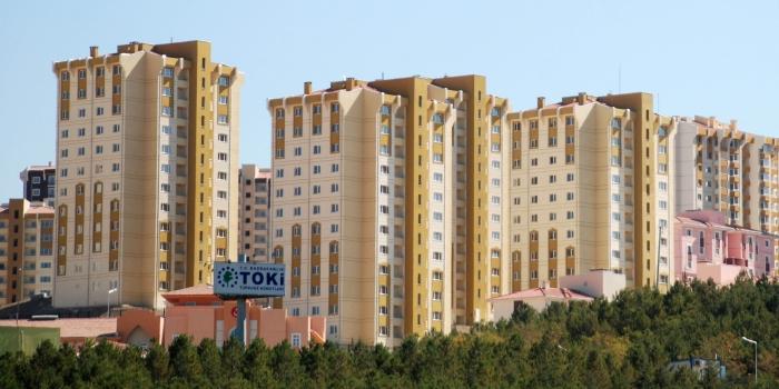 Bingöl İnönü Mahallesi Toki Evleri başvuruları başladı