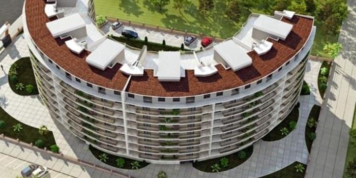 İzmir Smyrna Garden Konutları 230 bin TL'den başlayan fiyatlarla