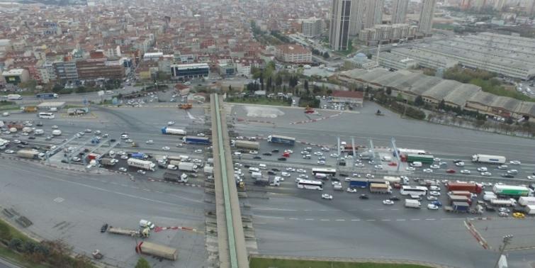 Mahmutbey trafiği yıl sonunda rahatlayacak
