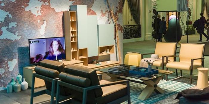 En İyi Modern Yatak ve Concept ödülü   Loda Mobilya'nın