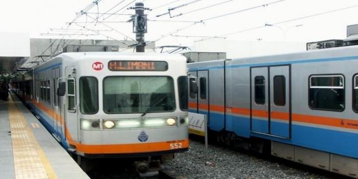 İstanbul raylı sistem ağı