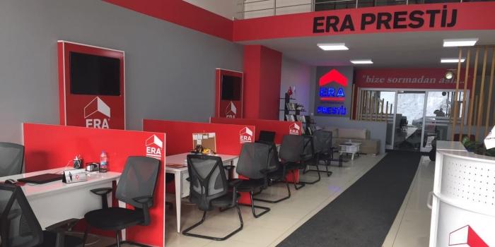 ERA Gayrimenkul Doğu Anadolu'daki ilk ofisini açtı