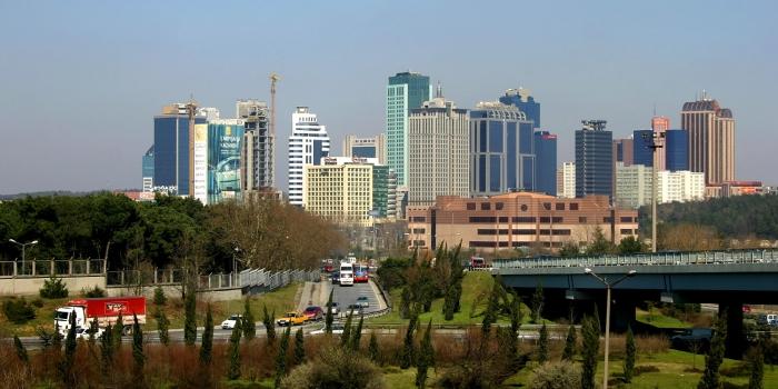 İstanbul yapılaşmanın zirvesine oynuyor