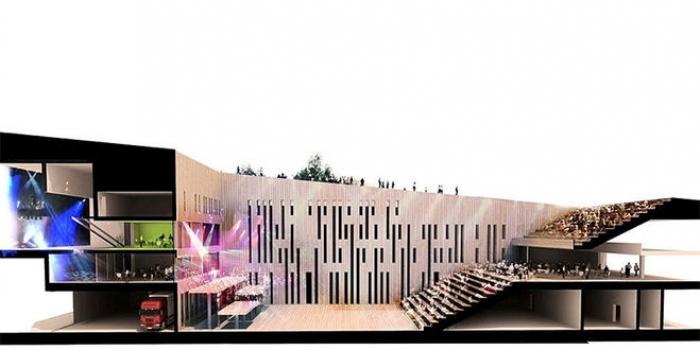 İzmir Opera Binası ihalesi iptal edildi