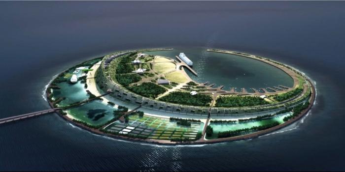 Kanal İstanbul'da yeni tartışma: Yapay adalar