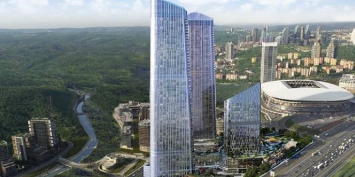 Skyland İstanbul projesi Otis asansörleri ile yükseliyor