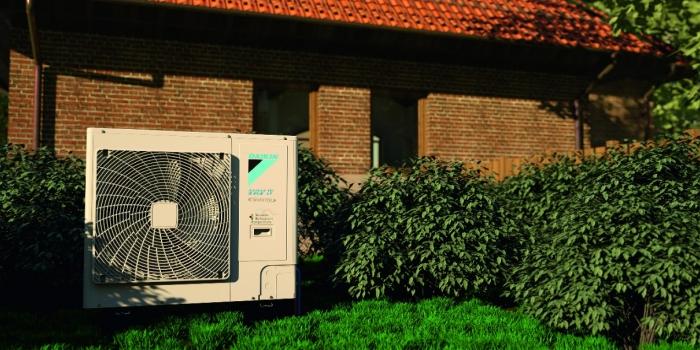 Daikin, Mini VRV ile daha çevreci  iklimlendirme sunuyor