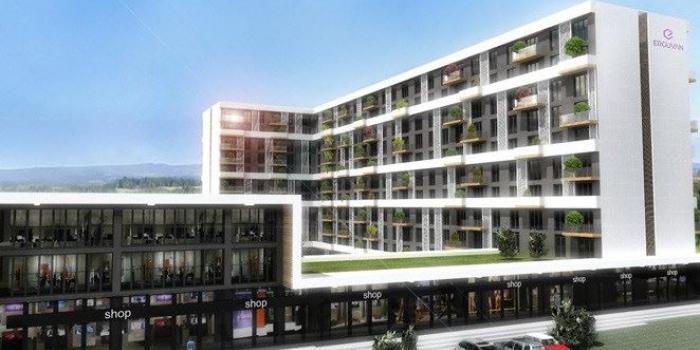 Erguvan Premium Residence fiyatları 315 bin TL'den başlıyor