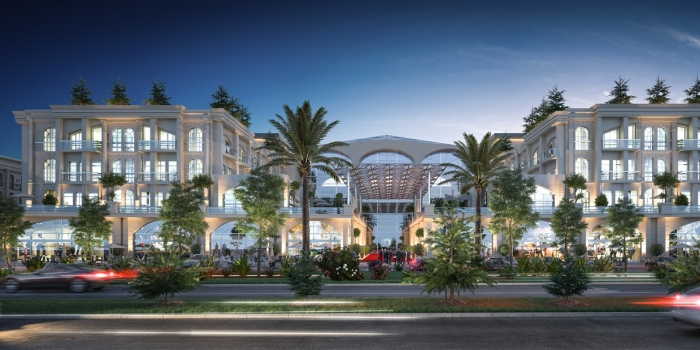 Esenyurt'un yeni iş ve yaşam merkezi: Ncadde Ottoman