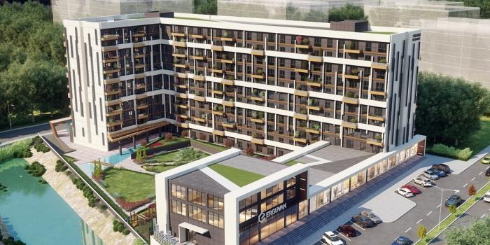 Kurtköy'ün ilk çevre dostu projesi: Erguvan Premium Residence
