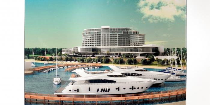 Savoy Gurup'tan Kıbrıs'a 300 Milyon dolarlık dev marina yatırımı