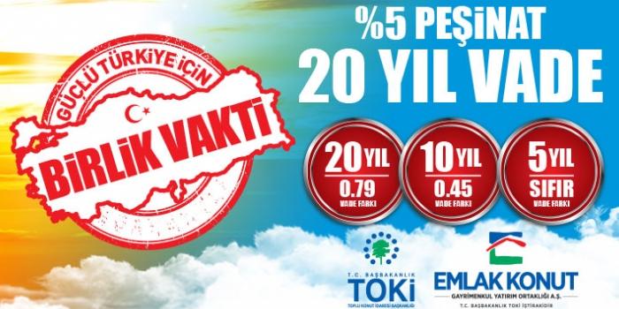 Güçlü Türkiye İçin Birlik Vakti