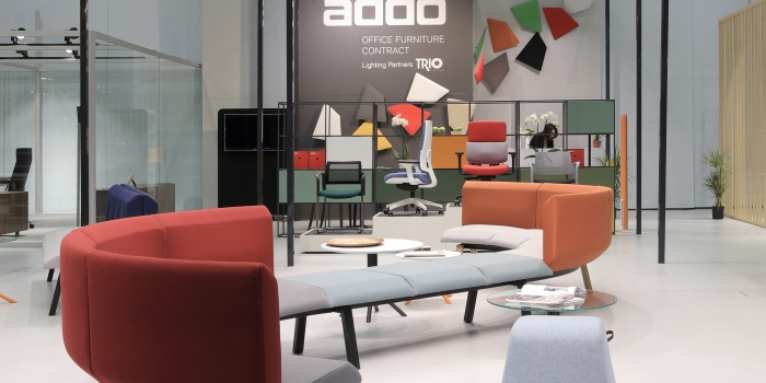 Addo Furniture'den modern ofis yaşamına özel yeni ürünler
