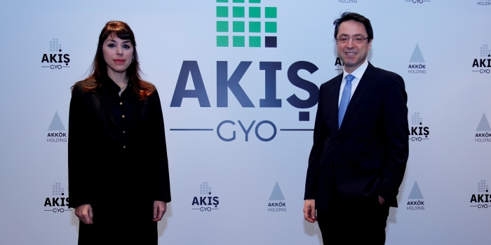 AKİŞ ve SAF GYO'dan 4 milyarlık dev ortaklık